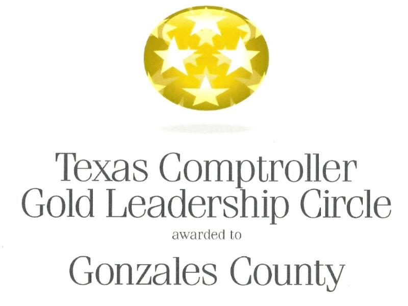 Texas Comptroller Gold Leadership Circle