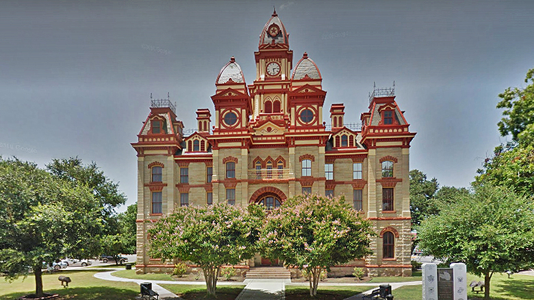 Caldwell County Courthouse