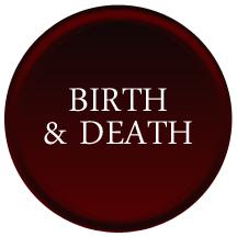 birth and death tab