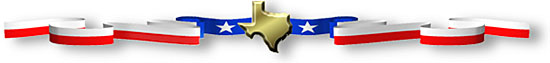 State of Texas Banner