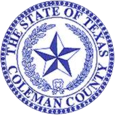 Coleman County Seal